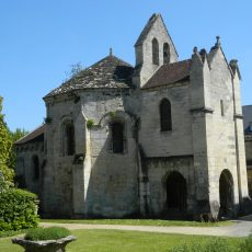 Une chapelle du XIIème siècle, dernier vestige de la présence des templiers à Laon