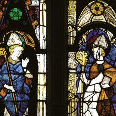 Restauration des vitraux de la chapelle Saint-Piat de cathédrale de Chartres