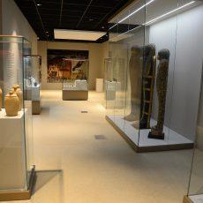 Un parcours de visite modernisé pour la galerie égyptienne du Musée de Tessé