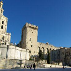 Redonner leur âme médiévale aux jardins du Palais des Papes