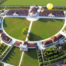 La Saline royale d'Arc-et-Senans développe son programme culturel
