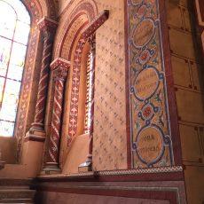 Un joyau de l'art roman au cœur de la chaîne des Puys-Faille de la Limagne