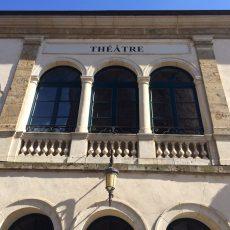 Réouverture du théâtre de Semur-en-Auxois