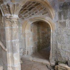 Préserver les vestiges du château de Nozeroy