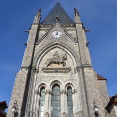 L'abbaye de Montbenoit, site remarquable du patrimoine franc-comtois
