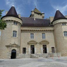 Restaurer le château d'Aubenas