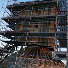 Le moulin de Lignerolles, futur lieu culturel en Beauce