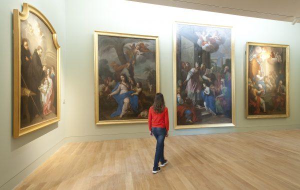 Le digital au service de l'expérience de visite au Musée des Beaux-Arts et d'Archéologie de Besançon