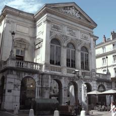 Restauration du théâtre Charles Dullin de Chambéry