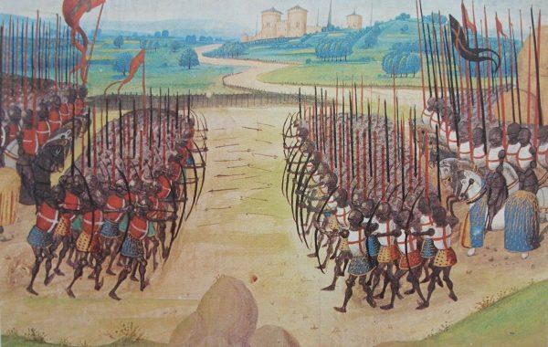 (Re)découvrir la bataille d'Azincourt grâce à la réhabilitation de son Centre d'interprétation historique médiévale