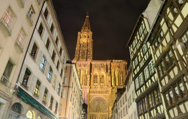 Rénovation de la plateforme de la Cathédrale de Strasbourg