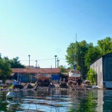 Conserver et transmettre des savoir-faire par la valorisation du dernier chaniter naval de Sète