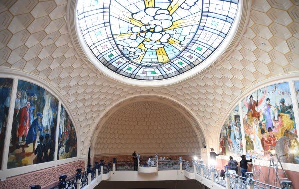La Salle Sthrau ou le renouveau d'un joyau de l'Art Déco