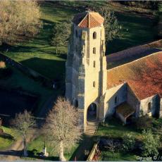 Restauration des boiseries de l'église Saint-Leu à Bernède