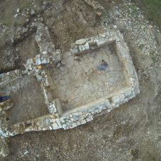 Restauration de la maison du meunier « de la Borie »
