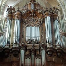 Restauration des grandes orgues monumentales de la basilique de Saint-Quentin