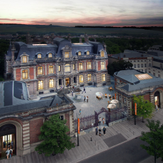 Réouverture du Musée du vin de Champagne et d'Archéologie régionale à Epernay