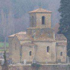 Restauration de la chapelle romane Saint-Pierre de Chabrillan