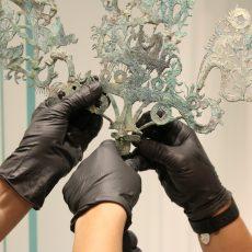 L'arbre à monnaies, offrande funéraire unique du Musée des Arts Asiatiques de Nice