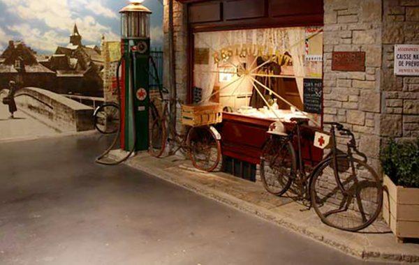 Réhabiliter et agrandir le musée de la résistance bretonne