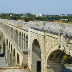 Restauration de l'aqueduc Saint-Clément