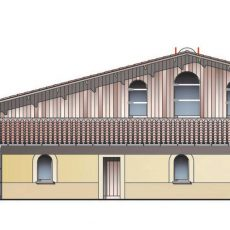 Construction d'une grange cistercienne pour le 21e siècle