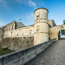 Restauration du Château de Bouteville