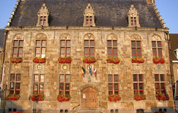 Restauration de l'Hôtel de Ville et de son musée