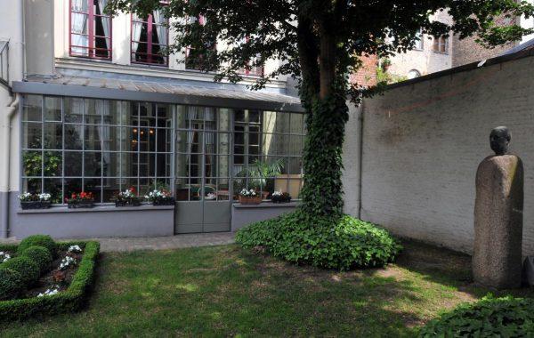 Rénovation de la maison natale du général Charles de Gaulle