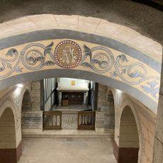 Restauration de la crypte de Notre-Dame Soubs-Terre