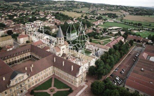 L'abbaye de Cluny 3.0