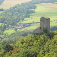 Restauration de la Tour-logis du château de Ramstein