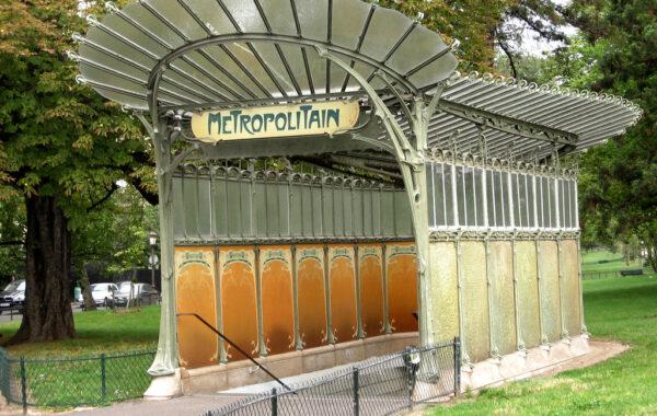 Restauration de la section « Métropolitain » du Fonds Guimard