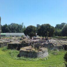 Restauration de la tour des oubliettes du château de Montagu
