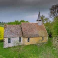 Restauration du porche de l'église Saint-Cyr et Sainte-Juliette