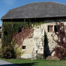 Création de la maison de l'histoire et du patrimoine d'Andilly