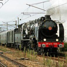 Grande révision de la locomotive à vapeur PACIFIC